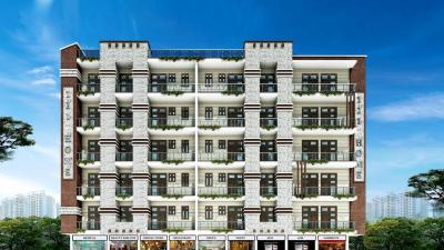 Gallery Cover Image of 1075 Sq.ft 2 BHK Apartment for rent in 121 Homes, Sector 121 for 12000