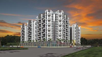 Gallery Cover Image of 600 Sq.ft 3 BHK Apartment for buy in Mantra Alkasa, Undri for 3500000