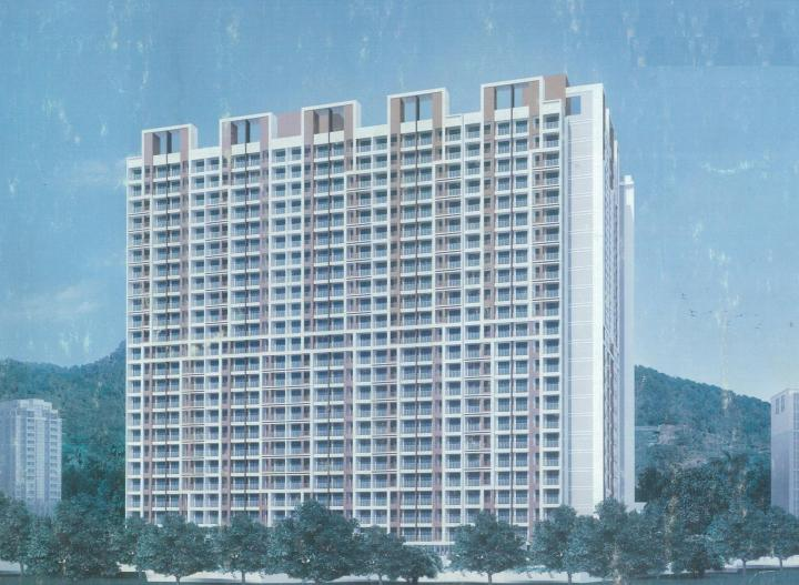 Gallery Cover Pic of PNK Space Tiara Hills Phase I Bldg No 3 5 And 2
