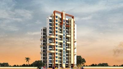 Gallery Cover Image of 850 Sq.ft 2 BHK Apartment for buy in Shree Shree Vrushti, Kasarvadavali, Thane West for 7600000