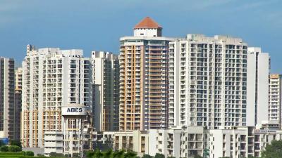 Gallery Cover Image of 1200 Sq.ft 1 BHK Apartment for rent in Mahagun Mascot, Crossings Republik for 4500