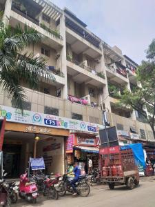 Gallery Cover Image of 623 Sq.ft 1 BHK Apartment for buy in Audi Arcade, Bibwewadi for 4500000