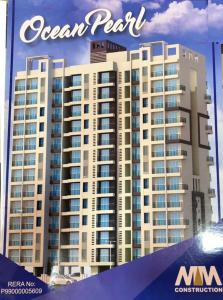 Gallery Cover Image of 940 Sq.ft 2 BHK Apartment for buy in M M Ocean Pearl, Virar West for 4400000