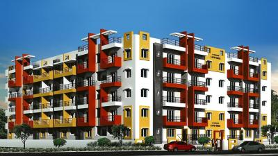 Gallery Cover Image of 1185 Sq.ft 2 BHK Apartment for rent in Fen Breeze, Krishnarajapura for 17000