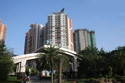Gallery Cover Image of 1125 Sq.ft 2 BHK Apartment for rent in LandCraft Golflinks Apartments, Pandav Nagar for 12000