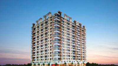 Gallery Cover Image of 610 Sq.ft 1 BHK Apartment for buy in Viva Maitry Heights, Virar West for 2900000