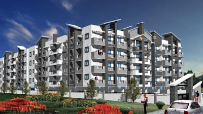 Gallery Cover Image of 1116 Sq.ft 2 BHK Apartment for rent in Sanvi, Whitefield for 18000