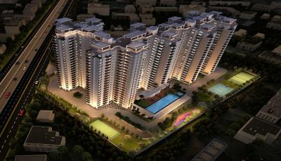 Gallery Cover Image of 1691 Sq.ft 3 BHK Apartment for buy in Kolte Patil  I Towers Exente, Electronic City for 9900000