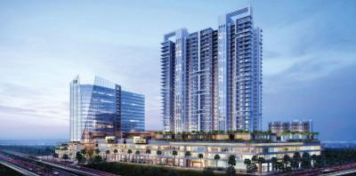 Gallery Cover Image of 2006 Sq.ft 3 BHK Apartment for buy in M3M Skywalk, Sector 74 for 11500000