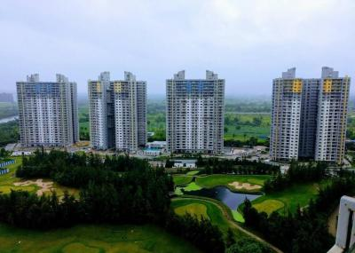 Gallery Cover Image of 1500 Sq.ft 3 BHK Apartment for rent in Paranjape Blue Ridge , Hinjewadi for 32000