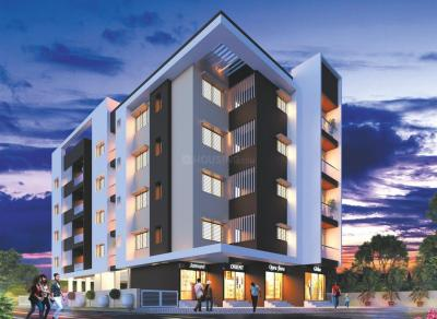 Gallery Cover Image of 920 Sq.ft 2 BHK Apartment for rent in Shivsai Sai Rachana, Ahmednagar for 10000