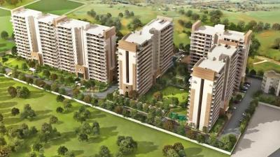 Gallery Cover Image of 2100 Sq.ft 3 BHK Apartment for buy in Brisk Lumbini Terrace Homes, Sector 109 for 10800000
