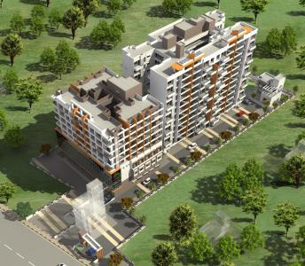 Lunkad Akash Towers A and B