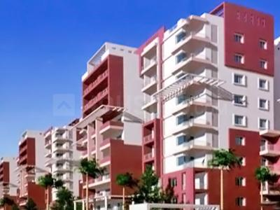 Gallery Cover Image of 1780 Sq.ft 3 BHK Apartment for rent in ARK Towers, Miyapur for 21000