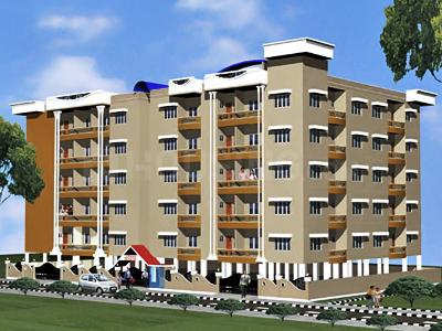 Gallery Cover Image of 1349 Sq.ft 2 BHK Apartment for buy in Mathapathi Sunrise, Kaggadasapura for 6500000