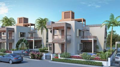 Gallery Cover Image of 575 Sq.ft 1 BHK Apartment for buy in India Greenland the Eco Village, Mulund East for 7500000
