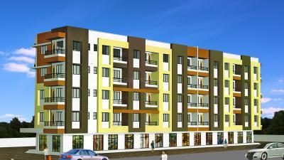 Gallery Cover Image of 600 Sq.ft 1 BHK Apartment for buy in Parekh Gokul Vatika, Chhiri for 2300000