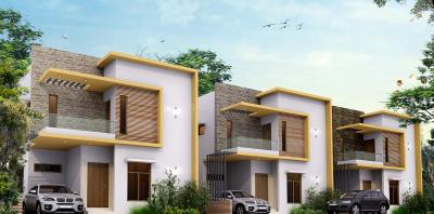 Gallery Cover Image of 1200 Sq.ft 2 BHK Villa for buy in Green Blossom, Madanahalli for 4256000