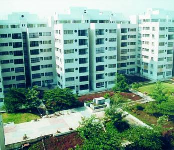 Gallery Cover Image of 1100 Sq.ft 2 BHK Apartment for buy in Ramesh Hermes Heritage Phase 2, Yerawada for 8000000