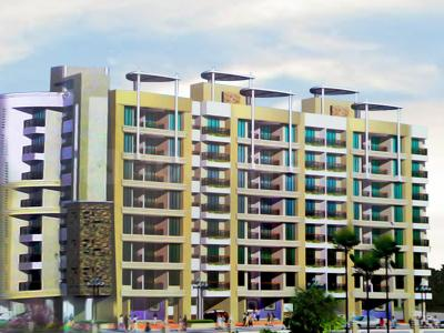 Gallery Cover Image of 615 Sq.ft 1 BHK Apartment for buy in Vinay Classic, Mira Road East for 5200000