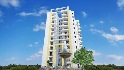 Gallery Cover Image of 1250 Sq.ft 2 BHK Apartment for rent in KDP Infrastructure Grand Savanna, Raj Nagar Extension for 16500