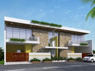 Gallery Cover Image of 1149 Sq.ft 3 BHK Independent House for buy in Balaji Enclave, Talawali Chanda for 3700000