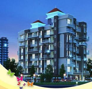 Gallery Cover Image of 460 Sq.ft 1 RK Apartment for buy in Saish Sai Anandi Heights, Kalyan East for 2900000