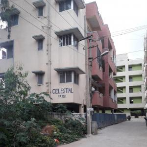 Gallery Cover Image of 800 Sq.ft 1 RK Independent House for rent in Celestial Park, Marathahalli for 12000