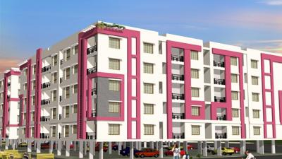 Gallery Cover Image of 1855 Sq.ft 4 BHK Apartment for buy in BR Hemadurga Towers, Hafeezpet for 10900000
