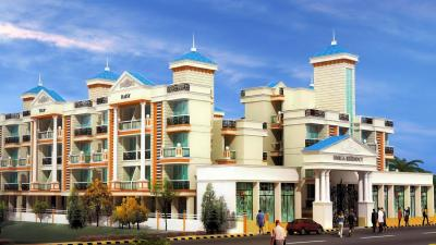 Gallery Cover Image of 610 Sq.ft 1 BHK Apartment for rent in Omega Residency, Panvel for 5000