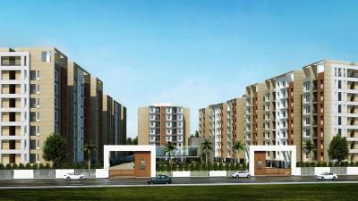 Gallery Cover Image of 800 Sq.ft 2 BHK Apartment for rent in Radiance Empire, Vyasarpadi for 10000