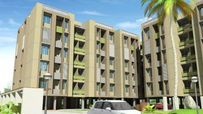 Gallery Cover Image of 634 Sq.ft 2 BHK Independent Floor for buy in Vyapti Vandemataram Empire, Vinzol for 2300000