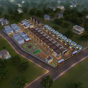 JRD Lush Villas