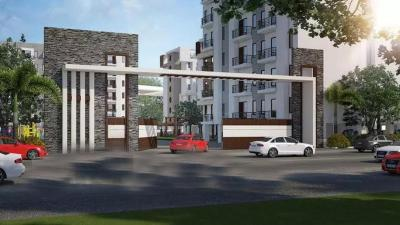 Gallery Cover Image of 590 Sq.ft 1 BHK Apartment for buy in Palm Village, Noida Extension for 1211000
