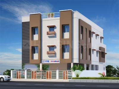 Gallery Cover Image of 700 Sq.ft 1 BHK Apartment for buy in TTE Swarnam, Madipakkam for 5100000