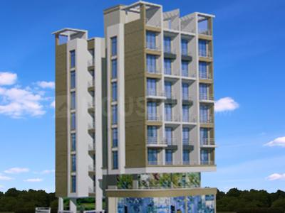 Gallery Cover Image of 700 Sq.ft 1 BHK Apartment for buy in Giriraj Icon, Kharghar for 6500000