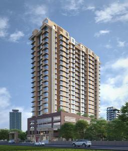 Gallery Cover Image of 900 Sq.ft 2 BHK Apartment for rent in Amal Aspen Park, Goregaon East for 43000