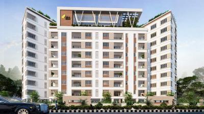 Gallery Cover Image of 1217 Sq.ft 2 BHK Apartment for buy in DRA Tuxedo, Velachery for 11757003