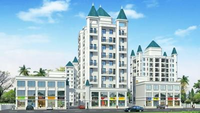 Gallery Cover Image of 680 Sq.ft 1 BHK Apartment for rent in ARV Ganga Kingston, Mohammed Wadi for 11000