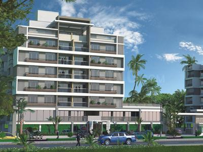 Gallery Cover Image of 1935 Sq.ft 3 BHK Apartment for buy in SS Sai Simran Residency, Chandkheda for 6450000