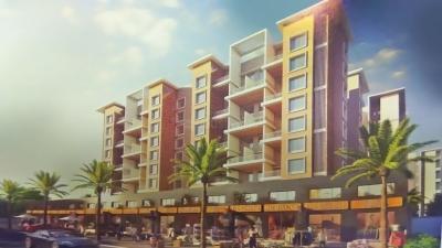 Gallery Cover Image of 1048 Sq.ft 2 BHK Apartment for buy in Tirupati Sai Tirupati Greens, Charholi Budruk for 6800000