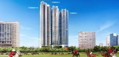 Gallery Cover Image of 1550 Sq.ft 3 BHK Apartment for buy in Piramal Mahalaxmi North Tower 3, Lower Parel for 62500000
