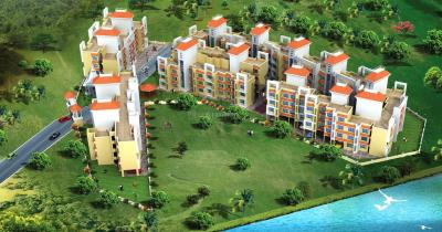 Gallery Cover Image of 1000 Sq.ft 2 BHK Independent Floor for rent in Ashiana Panvel Paradise, Akurli for 8000