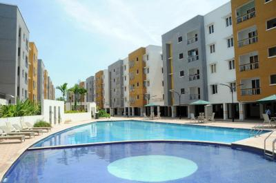 Gallery Cover Image of 1125 Sq.ft 3 BHK Apartment for rent in Abode Valley, Kattankulathur for 25000