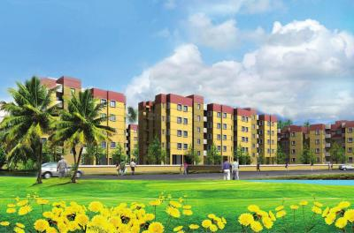 Gallery Cover Image of 800 Sq.ft 2 BHK Apartment for rent in Shrachi Dakhinatya, Baruipur P for 8000