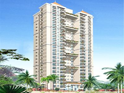 Gallery Cover Image of 3500 Sq.ft 5 BHK Apartment for rent in K Raheja Classique, Andheri West for 350000