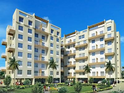Gallery Cover Image of 740 Sq.ft 2 BHK Apartment for rent in Ganga Vatika Phase, Lonikand for 6000