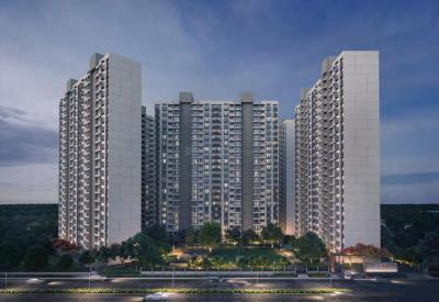 Gallery Cover Image of 1216 Sq.ft 2 BHK Apartment for buy in Adani Aster Phase 1, Khodiyar for 5000000