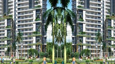 Amrapali Group Hanging Gardens