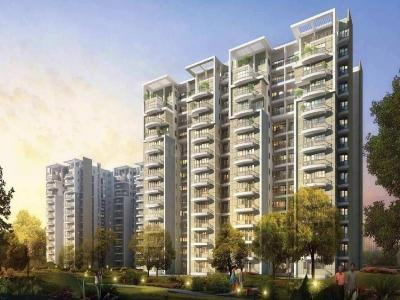 Gallery Cover Image of 1200 Sq.ft 2 BHK Independent Floor for rent in Unitech Nirvana Country, Sector 50 for 28000